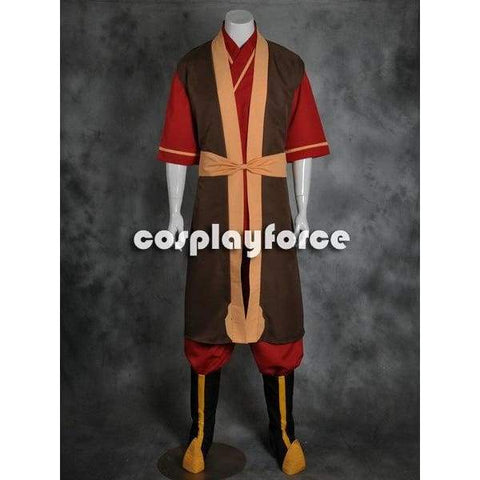 Avatar The Legend Of Korra Zuko Cosplay Costumes - SpiritCos