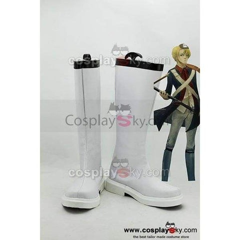 Axis Powers Hetalia America Cosplay Boots Shoes - SpiritCos