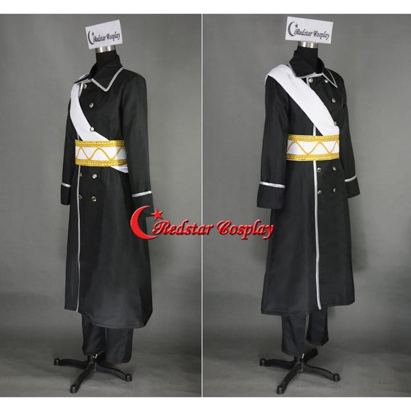 Axis Powers Hetalia Russia Cosplay Aph Army Uniform Costume - Custom-Made In Sizes - SpiritCos