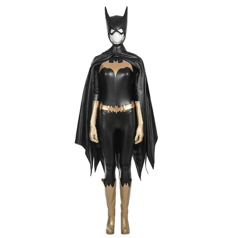 Batman Arkham Knight Batgirl Cosplay Costume Halloween Party Suit For Women - SpiritCos
