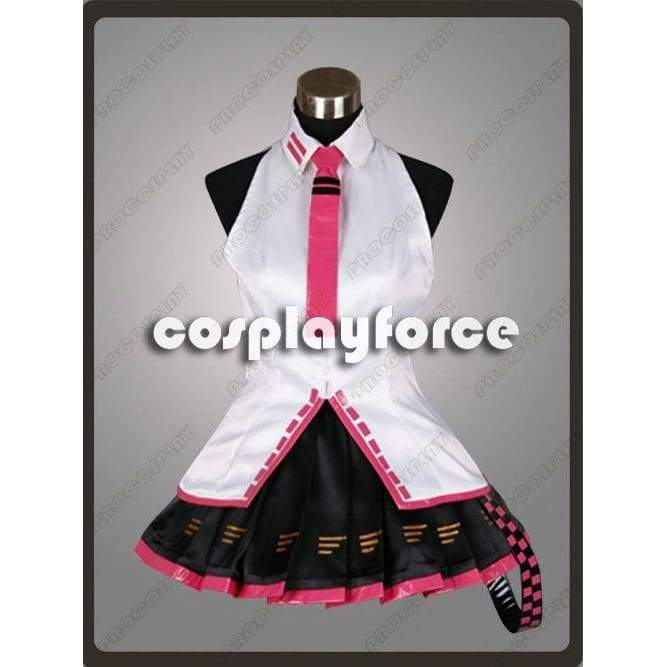 Best Vocaloid Project Diva Kasane Teto Cosplay Costumes - SpiritCos
