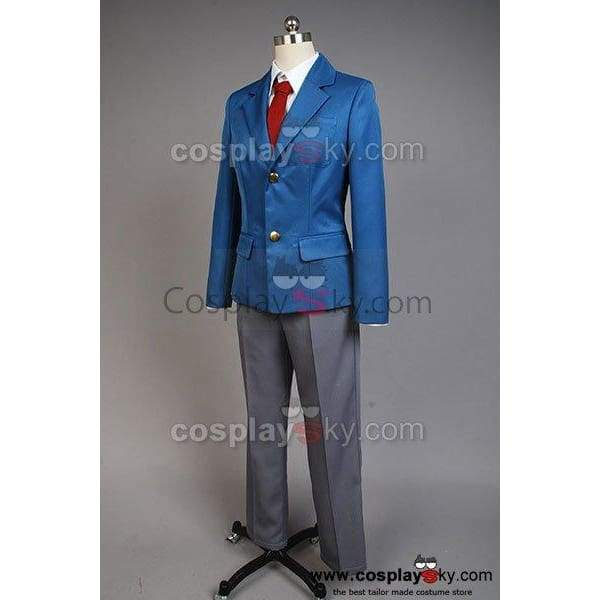 Beyond The Boundary Akihito Kanbara Cosplay Costume - SpiritCos