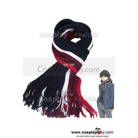 Beyond The Boundary Hiroomi Nase Scarf Cosplay Accessory - SpiritCos