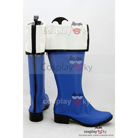 Beyond The Boundary Mitsuki Nase Boots Cosplay Shoes - SpiritCos