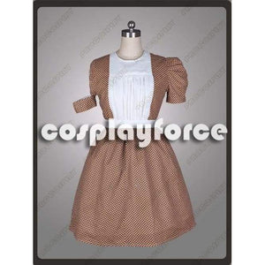 Bioshock Little Sister Brown Cosplay Costumes - SpiritCos