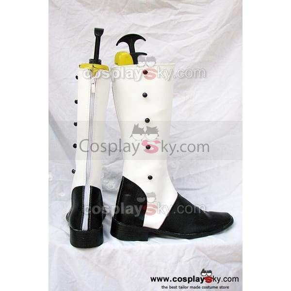 Black Butler Charles Cosplay Boots Shoes - SpiritCos