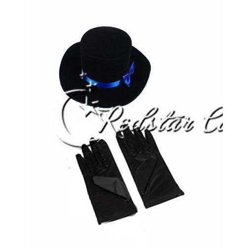 Black Butler Ciel Phantomhive Cosplay Costume - Custom made in Any size - SpiritCos