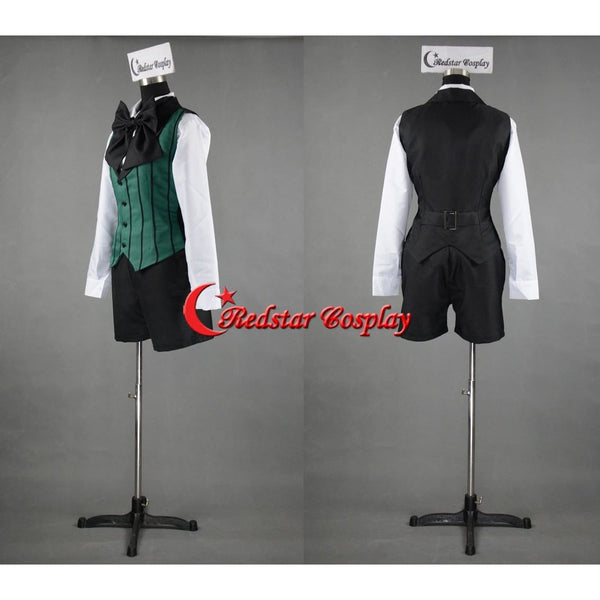Black Butler Ii 2 Alois Trancy Cosplay Costume - Custom Made In Any Size - SpiritCos