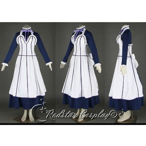 Black Butler II 2 Hannah Annafellows Cosplay Costume Custom in Any size - SpiritCos