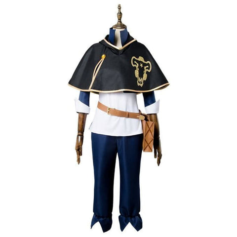 Black Clover Asta Outfit Cosplay Costume - SpiritCos