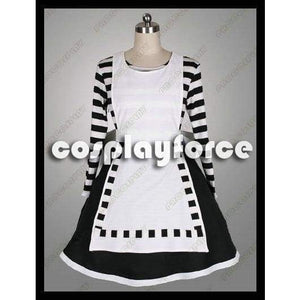 Cheap Alice: Madness Returns Maid Alice Cosplay Costume - SpiritCos