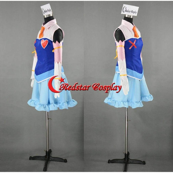 Chelia Cosplay Costume From Fairy Tail 2 - Costume Made In Any Size - SpiritCos