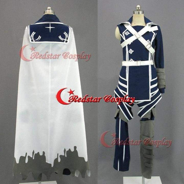 Chrom Cosplay Costume From Fire Emblem The Sacred Stones Cosplay - SpiritCos