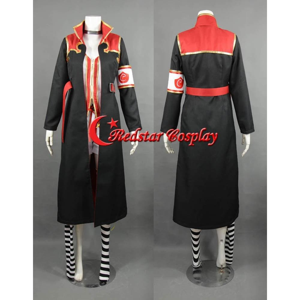Cul Cosplay Costume From Vocaloid 3 - Costume Made In Any Size - SpiritCos