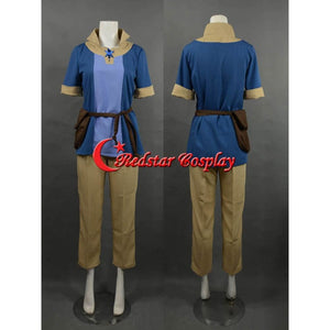 Donnel Cosplay Costume From Fire Emblem Awakening - Custom Made In Any Size - SpiritCos