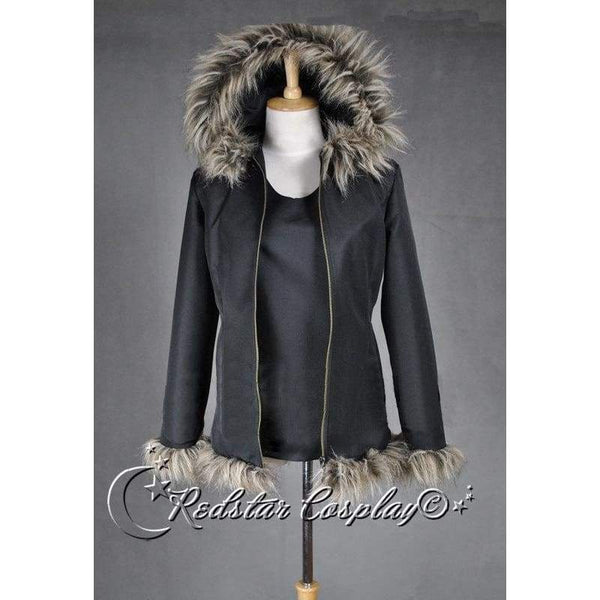 Durarara Izaya Orihara Cosplay Costume Coat - Custom made in Any size - SpiritCos