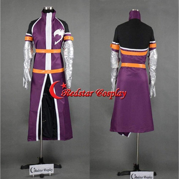 Erza Scarlet From Fairy Tail Anime Cosplay Costume - Costume Made In Sizes - SpiritCos