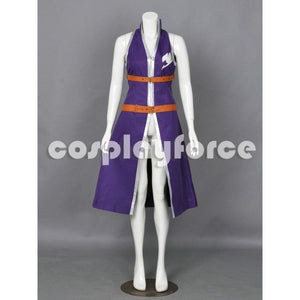 Fairy Tail Grand Magic Games Erza Scarlet Cosplay Costume - SpiritCos