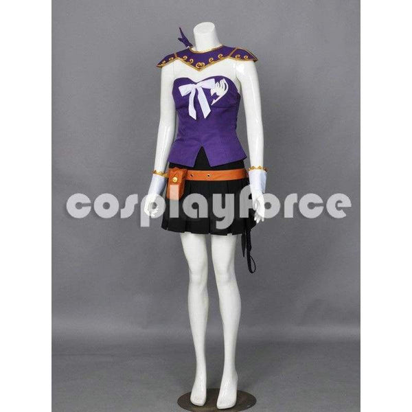 Fairy Tail Grand Magic Games Lucy Heartfilia Cosplay Costume - SpiritCos
