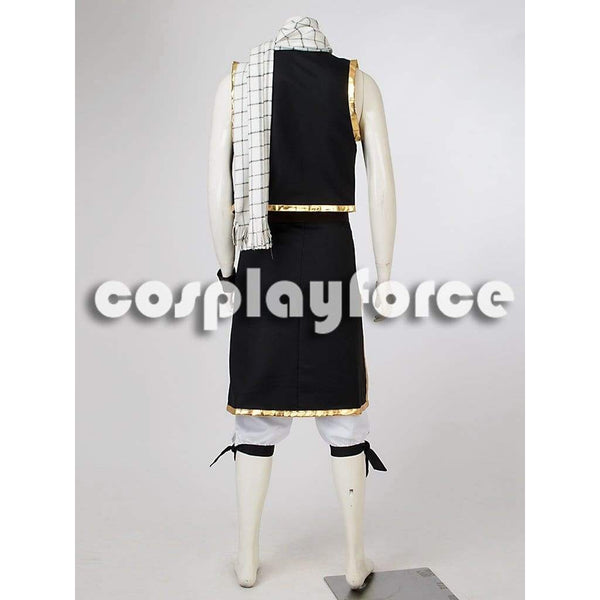 Fairy Tail Natsu Cosplay Costumes Outfits  Mp000115 - SpiritCos