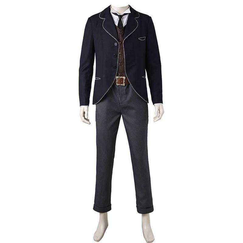 Fantastic Beasts And Where To Find Them Credence Barebone Cosplay Costumes Fantastic Beasts And Where To Find Them Credence Barebone Cosplay Costumes - SpiritCos