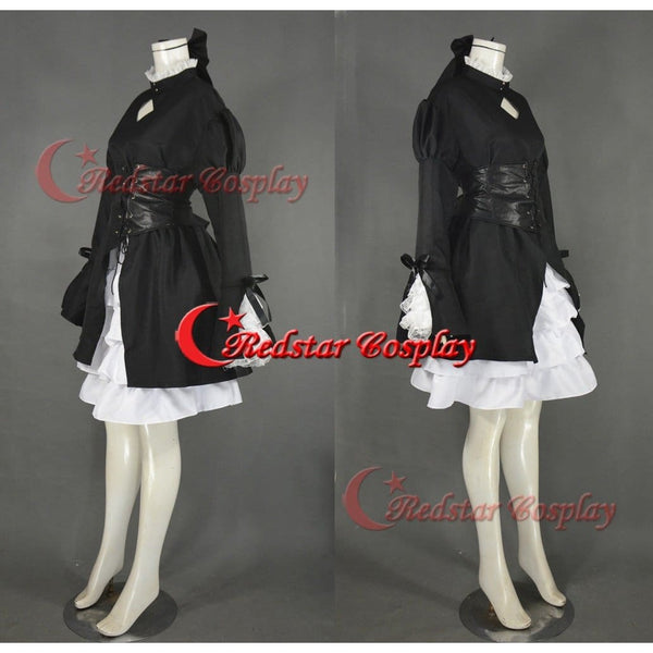 Fate/Stay Night Cosplay Saber Cosplay Costume Dress - Costume Made In Any Size - SpiritCos