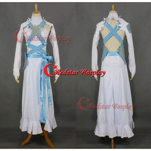 Fire Emblem Awakening Azura Dress From Fire Embelm Fates Birth Cosplay Costume Any Size - SpiritCos