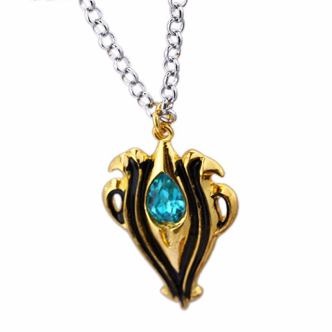 Fire Emblem Classic Diamond Necklace Pendant Cosplay Accessories - SpiritCos