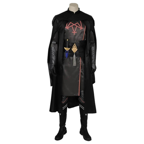 Fire Emblem Three Houses Byleth Costume Halloween Suits For Men Adult - SpiritCos