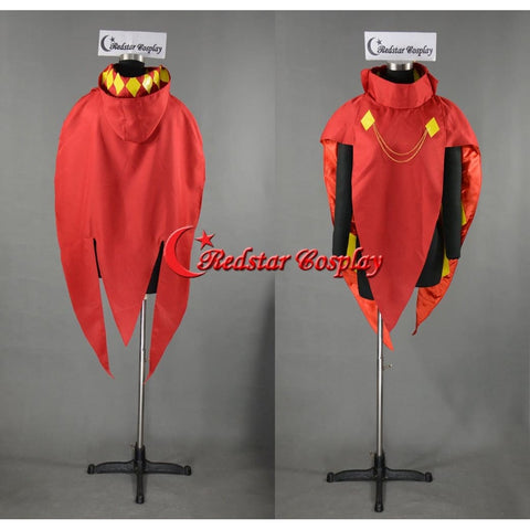 Ghirahim Cloak Cosplay Costume From The Legend Of Zelda Skyward Sword - SpiritCos