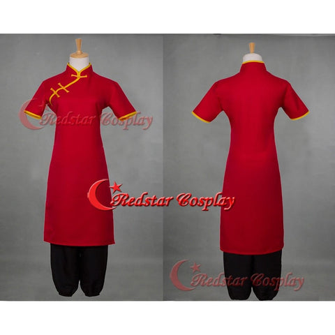 Gintama Cosplay Leader Kagura Cosplay Costume Silver Soul Cosplay - Custom-Made In Sizes - SpiritCos