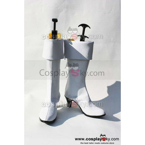 Gintama Imai Nobume Cosplay Shoes Boots - SpiritCos