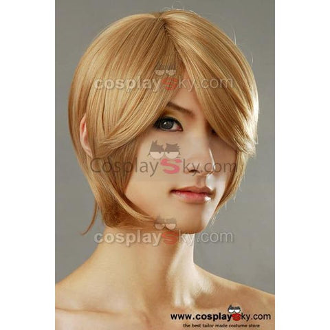 Gintama Okita Sougo Short Cosplay Wig - SpiritCos