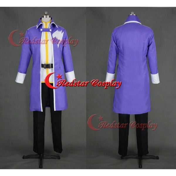 Gray Fullbuster Costume - Fairy Tail Cosplay Gray Fullbuster Cosplay Costume - SpiritCos