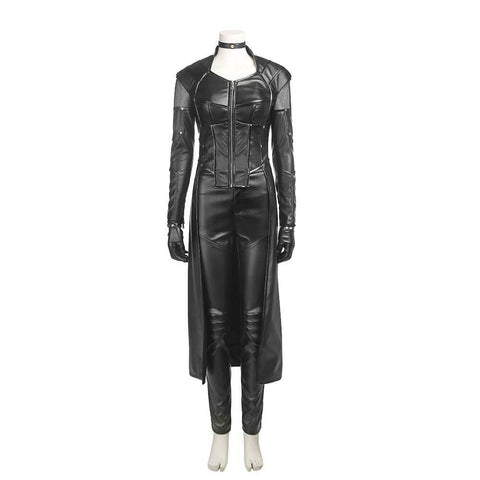 Green Arrow 5 Black Canary Costume Dinah Laurel Lance Cosplay Costume - SpiritCos