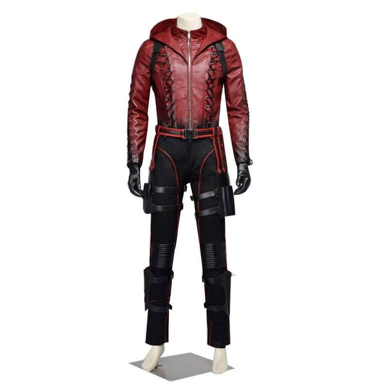 Green Arrow Season 3 Roy Harper Cosplay Costumes Green Arrow Season 3 Roy Harper Cosplay Costumes - SpiritCos