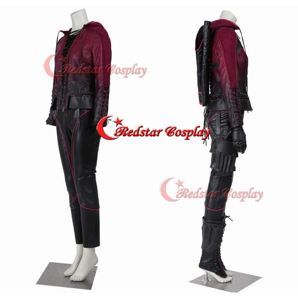 Green Arrow Season 3 Speedy Thea Cosplay Costume - SpiritCos