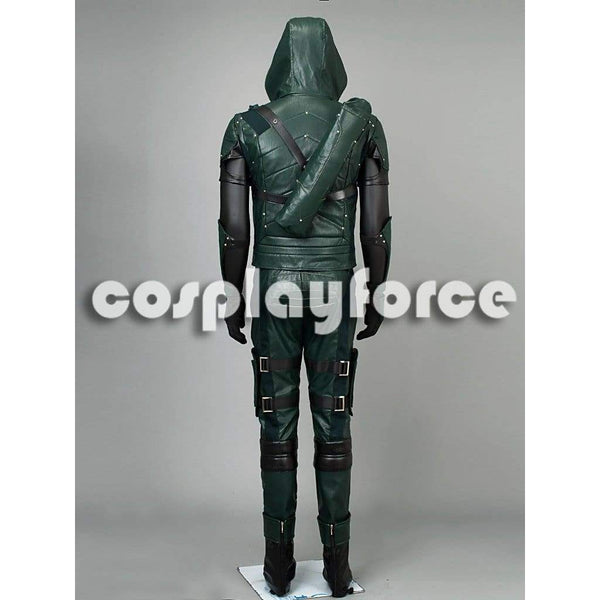 Green Arrow Season 4 Cosplay Costume mp002772 - SpiritCos