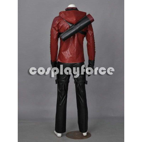 Green Arrow Season3 Arsenal Cosplay Costume - SpiritCos