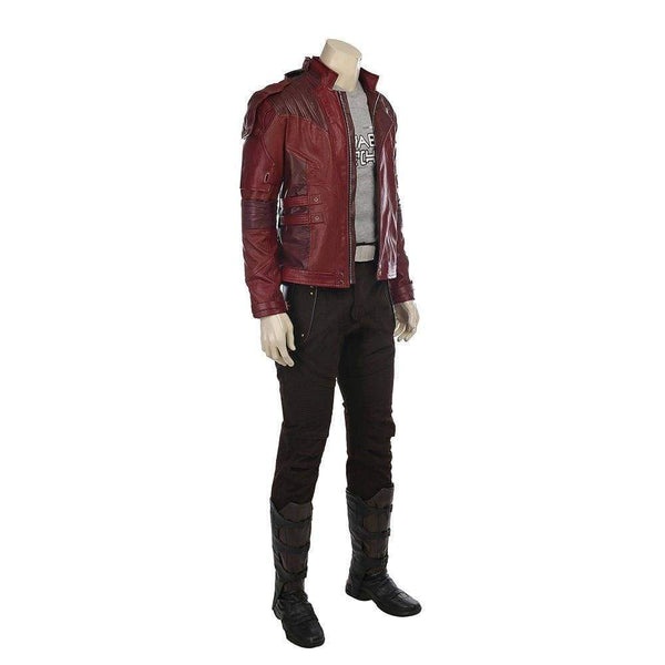 Guardians Of The Galaxy 2 Star Lord Peter Quill Cosplay Costumes Guardians Of The Galaxy 2 Star Lord Peter Quill Cosplay Costumes - SpiritCos