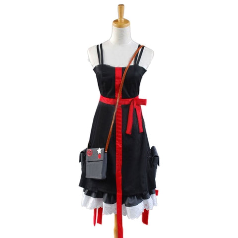 Guilty Crown Egoist Inori Yuzuriha Dress Cosplay Costume - SpiritCos