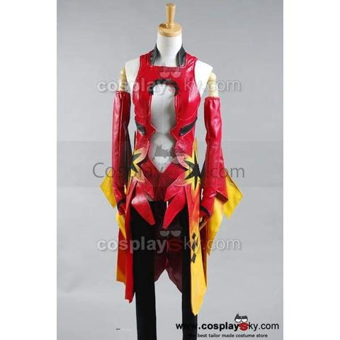 Guilty Crown Inori Yuzuriha Cosplay Costume - SpiritCos