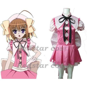 Haruna Cosplay from Kore Wa Zombie Desu Ka Costume - Custom-made in Any size - SpiritCos