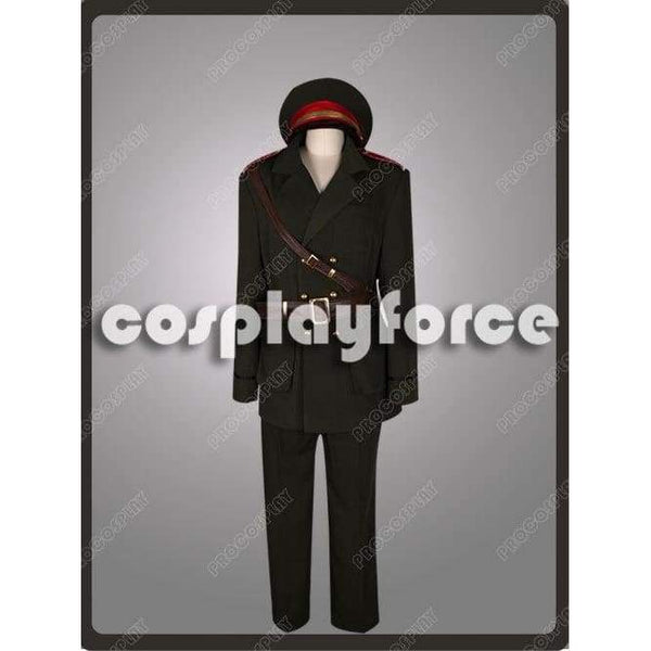 Hetalia:Axis Powers The Soviet Union Russia Cosplay Costume Mp002890 - SpiritCos