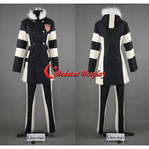 Hitman Reborn! Flan Fran Cosplay Costume 10 Years Later Version - Custom Made In Any Size - SpiritCos