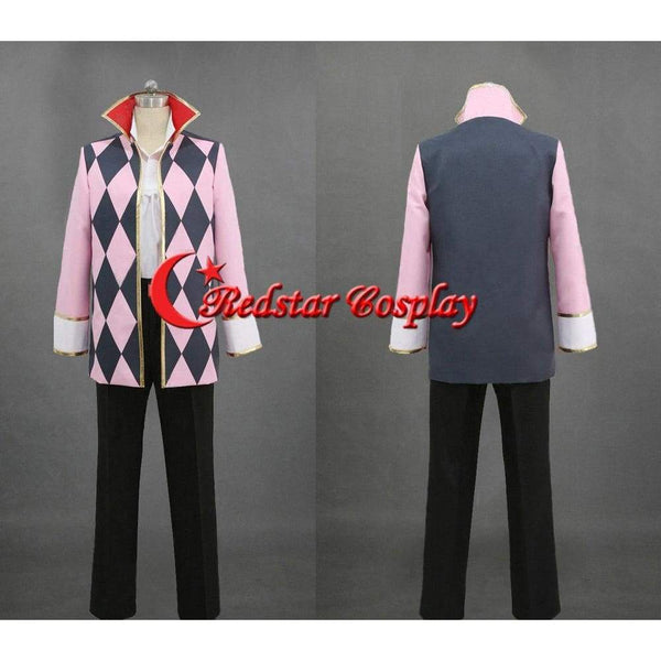 Howl'S Moving Castle Howl'S Cosplay Japanese Comic Cosplay Anima Cosplay Custom Made - SpiritCos