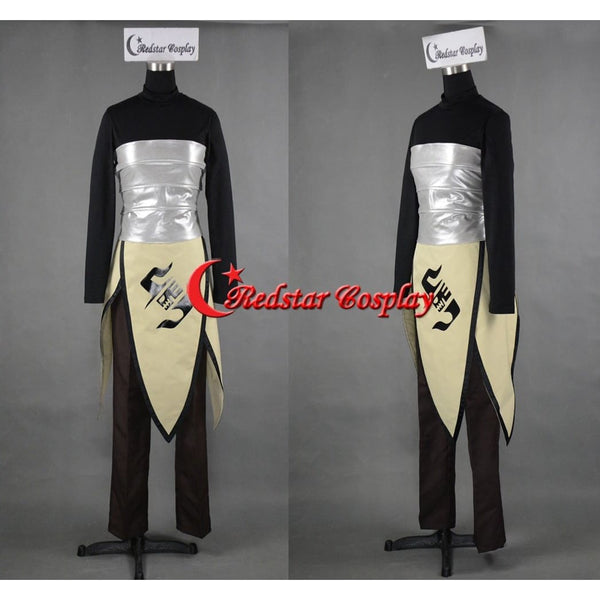 Jellal Fernandes (7 Years Later) From Fairy Tail Cosplay Costume - Custom Made In Any Size - SpiritCos