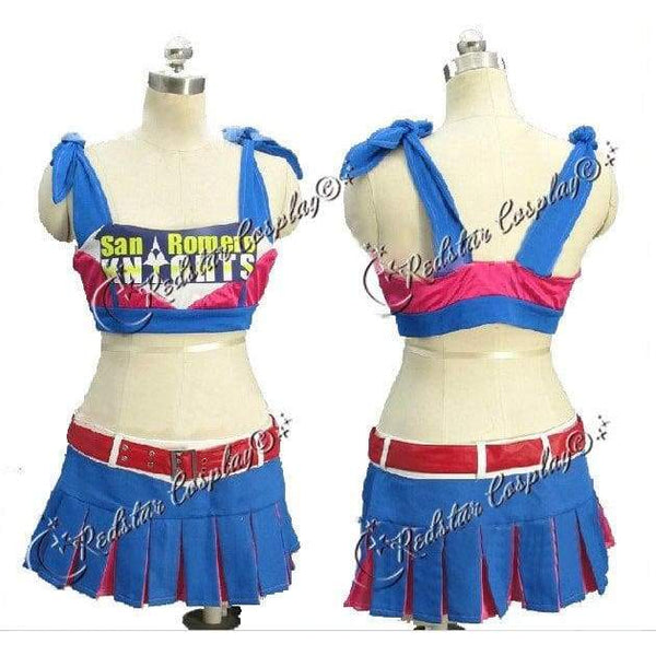 Juliet Starling Cheerleader Lollipop Chainsaw Cosplay Custom For Any Size - SpiritCos