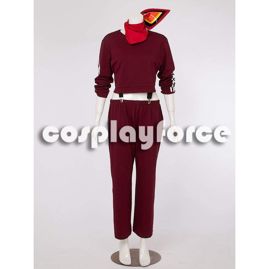 Kill La Kill Matoi Ryuuko Cosplay Costume Mp002461 - SpiritCos