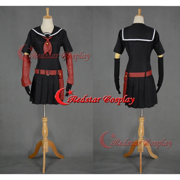 Kurome Cosplay Costume From Akame Ga Kill! Cosplay Costum - Custom Made In Sizes - SpiritCos
